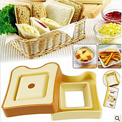 DIY Portable Sandwich/Toast Mould