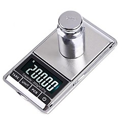 200g * 0.01g Mini Balança Digital de Bolso Jóias Gram Oz Ct