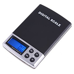 500g x 0.1g Digital Weigh Balans smycken Pocket Scale