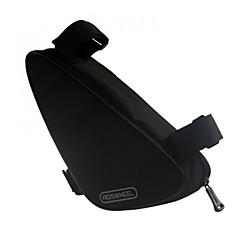 Bisiklet Çantası 1.5LBisiklet Çerçeve Çantaları Su Geçirmez / Yansıtıcı Şerit / Kaymaz / Darbeye Dayanıklı / GiyilebilirBisikletçi