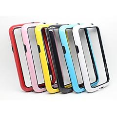 Na Samsung Galaxy Etui Odporne na wstrząsy Kılıf Bumper Kılıf Jeden kolor PC Samsung Win