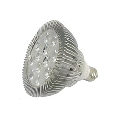 12W E26/E27 Focos LED PAR38 12 lm Blanco Cálido / Blanco Natural Regulable AC 100-240 V