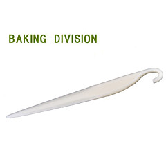 Simple Design Cake Baking Division Knife