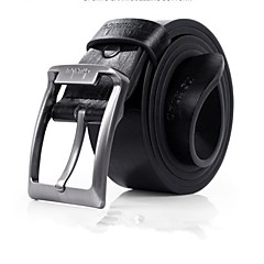 Men Waist Belt,Party / Work / Casual Alloy / Leather All Seasons