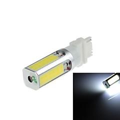 HJ-037 3156-24W 3156 24W 900lm 5000K 4-COB LED White Light Car Headlamp/Fog Light (12-24V)