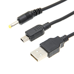 USB lader Data Transfer Cable for PSP