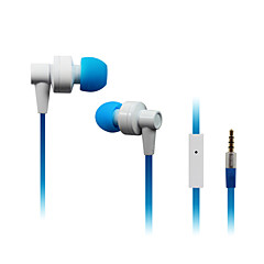Awei ES700i High Performance In-Ear Headphone con microfono per iPhone / Samsung