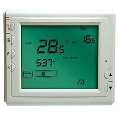 100M kaukosäädin Langaton Ohjelmoitava termostaatti Kaasu Kattilan tai Öljylämmitys Control System