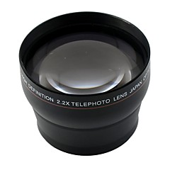 Universal 58mm Téléobjectif 2.2X
