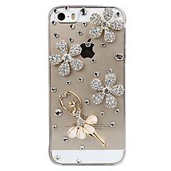 Dancing Crystal Girl design takakannen iPhone 5/5S