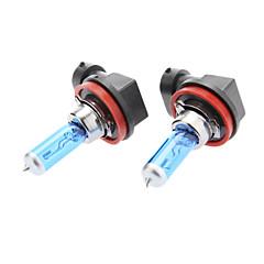 H11 100W 12V Car Halogen glödlampa Fylld med Xenon