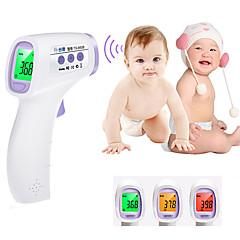 Taisheng LCD sin contacto de la frente Termómetro infrarrojo sin hilos del laser del IR del infrarrojo termómetro del cuerpo para el bebé