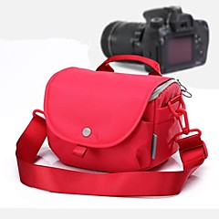 Neppt™ Camera Case Bag for Digital Dslr/slr Canon 100D and Nikon D3100 D5200 Sony A6000 (Assorted Colors)