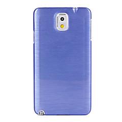 Varten Samsung Galaxy Note Other Etui Takakuori Etui Yksivärinen PC Samsung Note 3