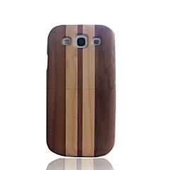 Για Samsung Galaxy Θήκη Με σχέδια tok Πίσω Κάλυμμα tok Νερά ξύλου Ξύλο Samsung S3