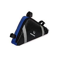 Roswheel Bicycle Bike Bag Front Frame Head Pipe Triangle Bag Storage Pouch