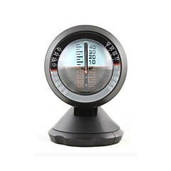 Vinkel Slope Level Meter Finder Tool Gradient Balancer bil køretøj Inclinometer