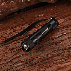 UniqueFire S10-UV 395 ~ 410nm ultravioleta UV LED Flashlight (1x14500, 100LM)