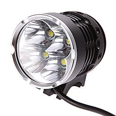 M7084 4-Mode 4xCree XM-L2 T6 oppladbar Bike Light (4x18650, 3000LM)