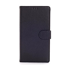 För Nokia-fodral Plånbok / Korthållare / med stativ fodral Heltäckande fodral Enfärgat Hårt PU-läder Nokia Nokia Lumia 1520