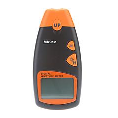 MD912 LCD digitale Misuratore di umidità del legno igrometro Tester (2% ~ 60%, 0.5%, 1 * 9V)