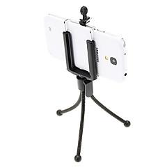 Mini Octopus Flexibilní stativ držák a mobilní telefon stativ držák