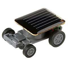Verdens minste Solar Powered Car