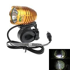 Zweihnder 1xCree XM-L T6 1000LM 4-Mode 360 gradi che girano lampada della bici della luce bianca o fari