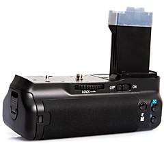 Meike akkukahva Canon 650D T4i 600D T3i X5 550D T2i BG-E8