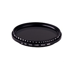 New Slim Fader Variable ND 52mm Filtre ND2 réglable à ND400 Neutral Density Haute Quantité LIVRAISON GRATUITE