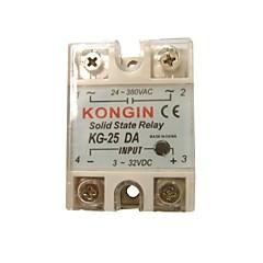 KONGIN KG-25DA 24-380VAC Solid State Relay
