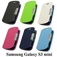 vormor® himmeä suunnittelu magneettinen solki koko kehon suojakotelo Samsung Galaxy S3 mini i8190 (valikoituja värejä)