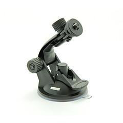 Egamble Universale di plastica del supporto supporto per fotocamera con ventosa per la macchina fotografica digitale / GPS