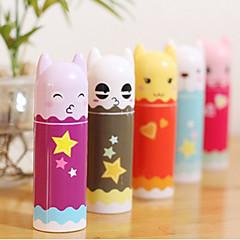 Cute Cartoon Cat Battery Fan(Random Color)