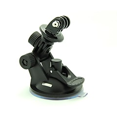 2pcs In 1 Accessoires GoPro Fixation Pour Gopro Hero 3 / Gopro Hero 3+ Auto / Motoneige / motocycle / Vélo