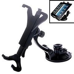 "Universal Adjustable Car Mounted Holder for 6~11"" Tablet PC - Black"