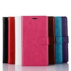Solid Color PU Leather Case voor LG G3 (verschillende kleuren)