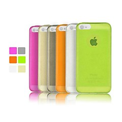 Angibabe Colorful Mercury Glitter Jelly TPU Soft Case for iPhone 4/4S
