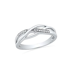 Ring Wedding / Party / Daily Jewelry Sterling Silver Women Band Rings6 / 7 / 8 Silver