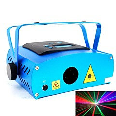 LT-SD Full Color Mini Flash Professional Laser Projector(Green Red Purple)