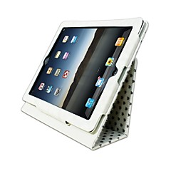 Talos Leopard Print Flocking Protection Super Fiber PU Full Body Case for iPad 2/3/4 (Assorted Colors)