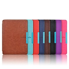 Shy Bear™ 6 Inch Leather Cover Case for Amazon New Kindle 2014 (Kindle 7) Ebook