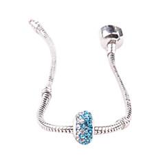 Multicolor Pandora Grass DIY Beads Big Hole For Necklace & Bracelet