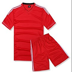 Men's Red Soccer Jerseys