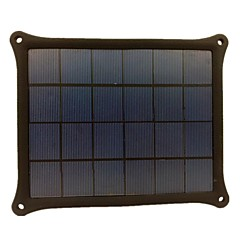5W USB Solar Powered Moible Charging Panel