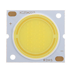 15W COB 1350-1450LM 6000-6500K Cool White Light LED-siru (45-50V, 300uA)