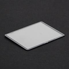 Fotga pro optisch glas lcd screen protector voor canon 450d/500d