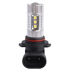 9006 / HB4 80W 12xLED SMD 680LM 6500K White Light LED for Car Foglight Headlamp (DC12-24V)