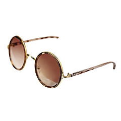 Unisex Steampunk Vintage Excellent Quality Round Sunglasses Outdoor Sunglasses