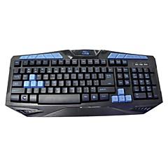 r.horse rh-7480 teclado para juegos multimedia